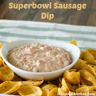 Superbowl Sausage Dip