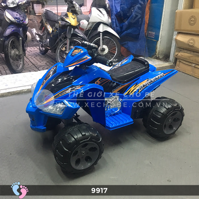Xe moto điện trẻ em 9917 1