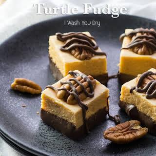 Turtle Fudge.
