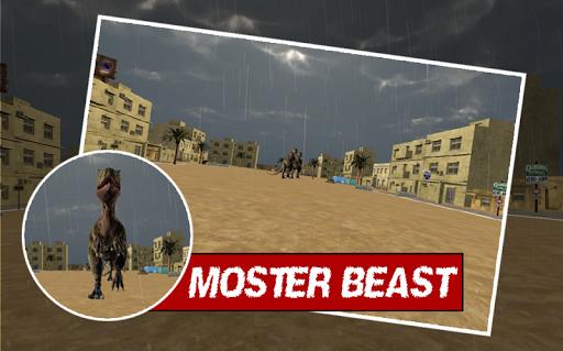 Monster Dino: Sahara Strike