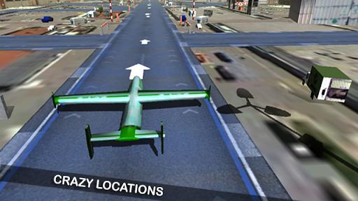 飛行機の3D