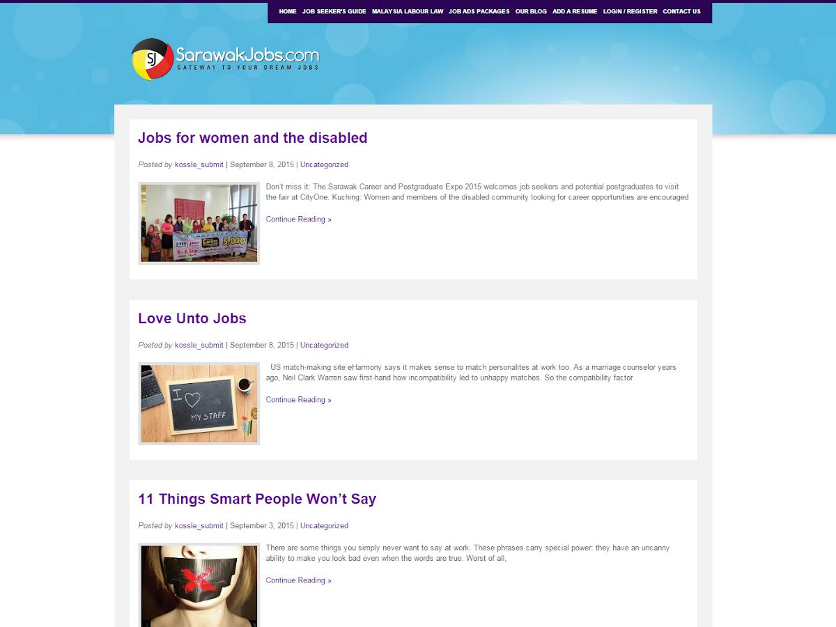 sarawak jobs android apps on google play sarawak jobs screenshot