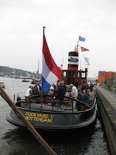 Photo: 19-8 De eerste gasten v/d Dockyard V zijn al aan boord voor de Sail-In
