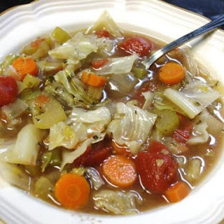 Cabbage Soup with Attitude Recipe