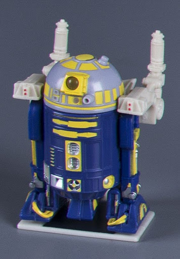 Action figure:Star Wars The Anniversary Collection: R2-B1 - Astromech Droid