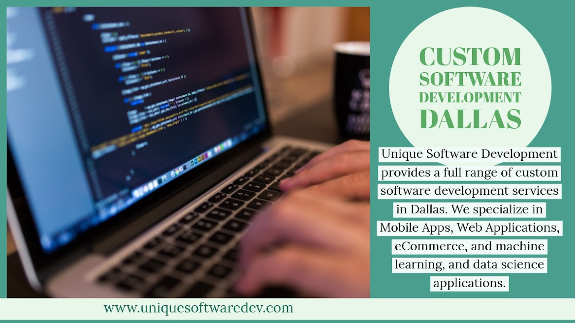 Custom Software Development Dallas