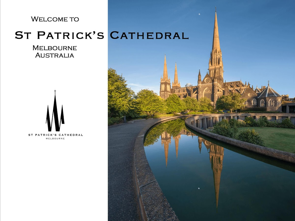 St Patrick's Cathedral Tour- screenshot