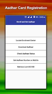 Aadhar Card Mobile Number,Addres,name Updat,Status - náhled