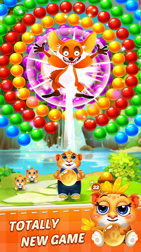 Bubble Shooter 2 Tiger 1.0.36 screenshots 4