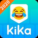 Kika Keyboard 2020 - Emoji Keyboard, Stickers, GIF icon
