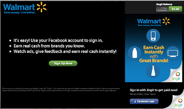 "Photo: Super easy sign up through Facebook option. Just click the green ""Sign Up Now"" button."