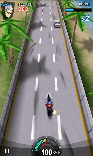 Racing Moto screenshot 5
