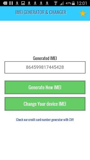 IMEI Generator & IMEI Changer screenshot 2