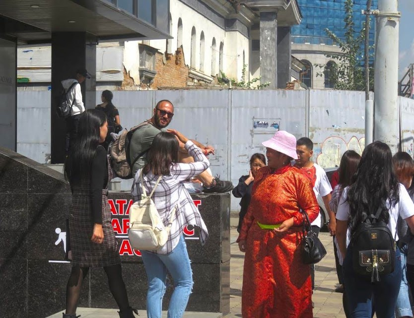 Dia 45 - Chocados em Ulan Bator, a singular capital da Mongólia 🇲🇳 | Crónicas do Rally Mongol