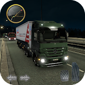Real Truck Simulator Driving In Europe 3D Android APK Download Free By Merry Soft Studio
