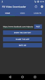 تحميل فيديوهات من الفيسبوك - náhled