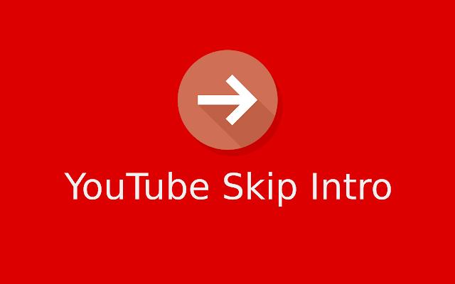 YouTube Skip intro
