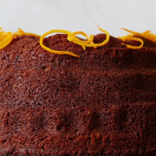 Orange-Spiced Rye Honey Cake.