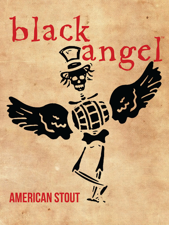 Logo of Destihl Brewery Black Angel Stout