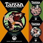 Tarzan Archives: The Joe Kubert Years