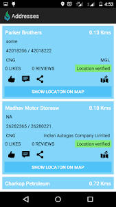 CNG LPG Filling Stations screenshot 4