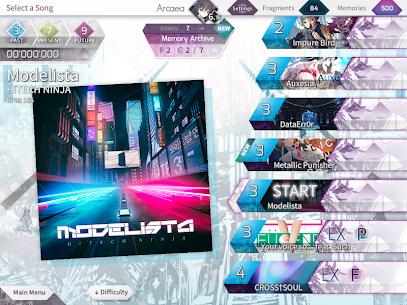 Arcaea – New Dimension Rhythm Game 8