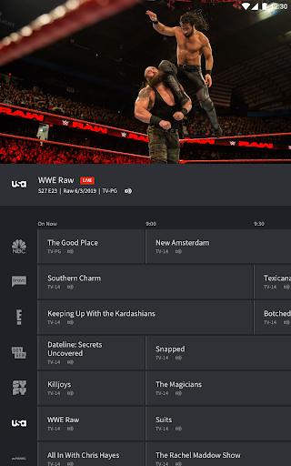 USA Network screenshot 14