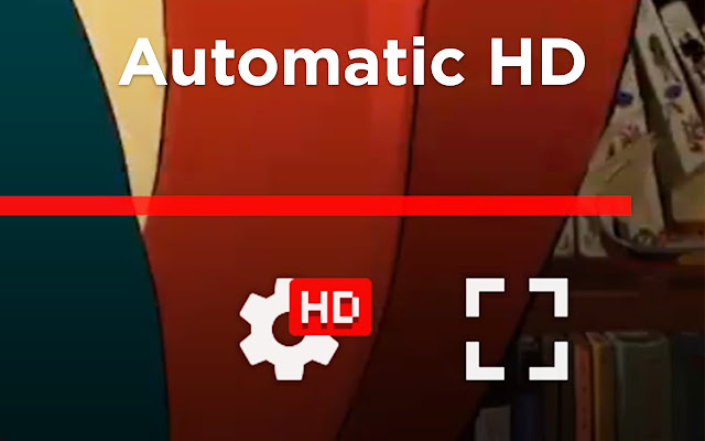Automatic 4K/HD for Youtube