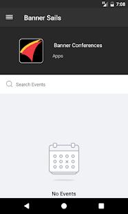 Banner Conferences - náhled