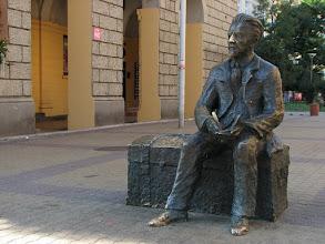 Photo: Władysław Reymont - ul. Piotrkowska 137/139
