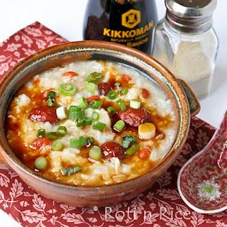 Turkey Rice Porridge (Turkey Congee) Recipe