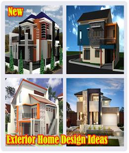 Vnější konstrukce domů - náhled