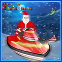 Santa Snow Race icon