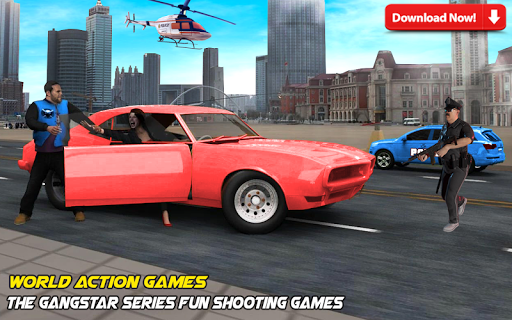 Police Games Car Chase-Free Shooting Games apkmr screenshots 1
