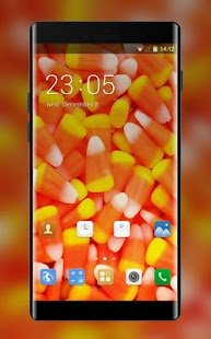 Sweat Candy Theme for Karbonn A111 - náhled
