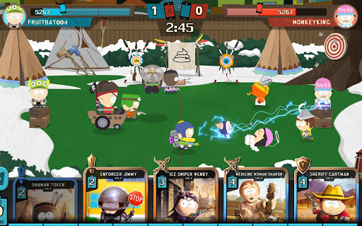 South Park: Phone Destroyeru2122 - Battle Card Game  screenshots 21
