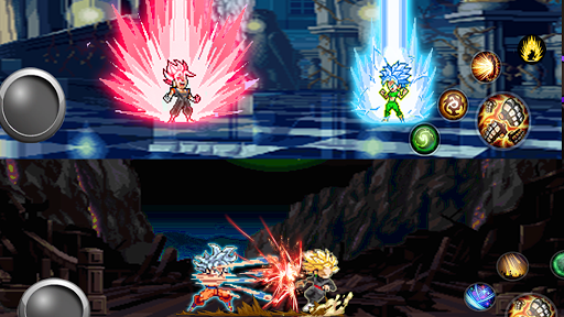 Legend Battle : super fighters
