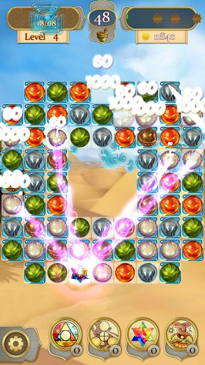 Wizard & Genie: Match 3 Stars - Apps on Google Play