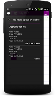 AM - Appointment manager- screenshot thumbnail