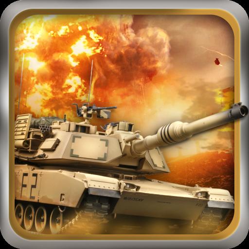 坦克悍将:战斗英雄 模擬 LOGO-玩APPs
