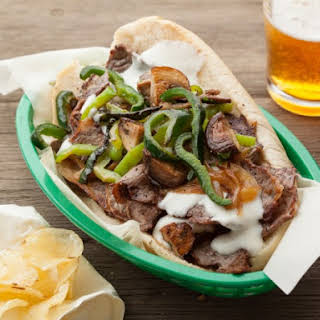 Philly Cheese Steak.