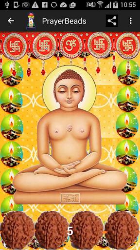 Jain Prayer Beads
