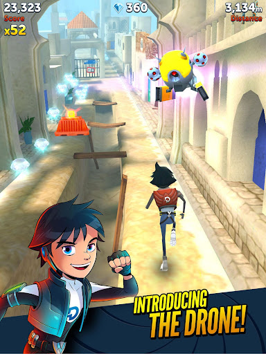 Agent Dash - Run Fast, Dodge Quick! screenshot 7