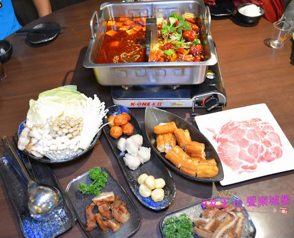 食。伙房台日私藏料理 ~ 冬季限定鍋物,麻辣烤魚鴛鴦鍋,給你意想不到的辣快感,快來伙房過個辣呼呼的冬天吧 !