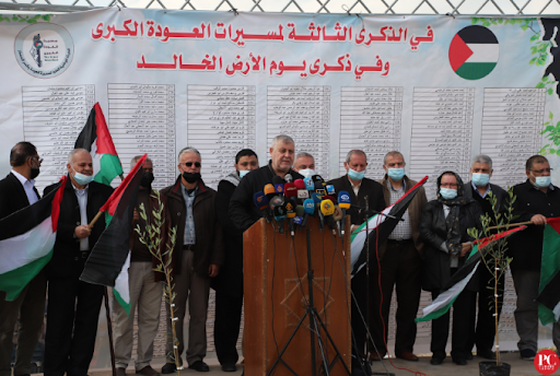 Palestinians Mark Land Day, March of Return (PHOTOS)