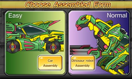 Therizinosaurus - Dino Robot