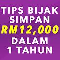 Tips Simpan RM12000 Dalam 1 Tahun icon