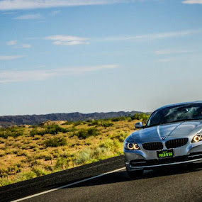 2009 BMW Z4 by Connor Stueber - Transportation Automobiles