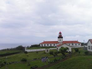 Photo: Маяк и цветок/Lighthouse