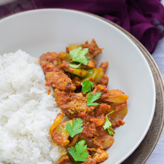 Quick and Easy Leftover Turkey Curry.